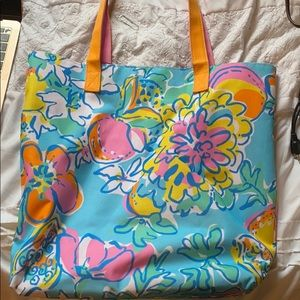 Lilly Pulitzer Summer Tote